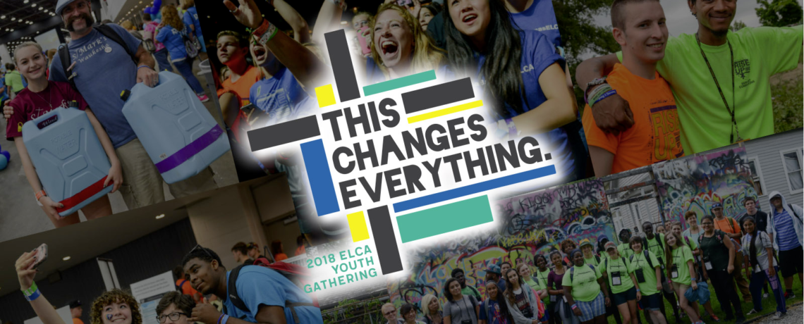 ELCA Youth Gathering 2018 News!