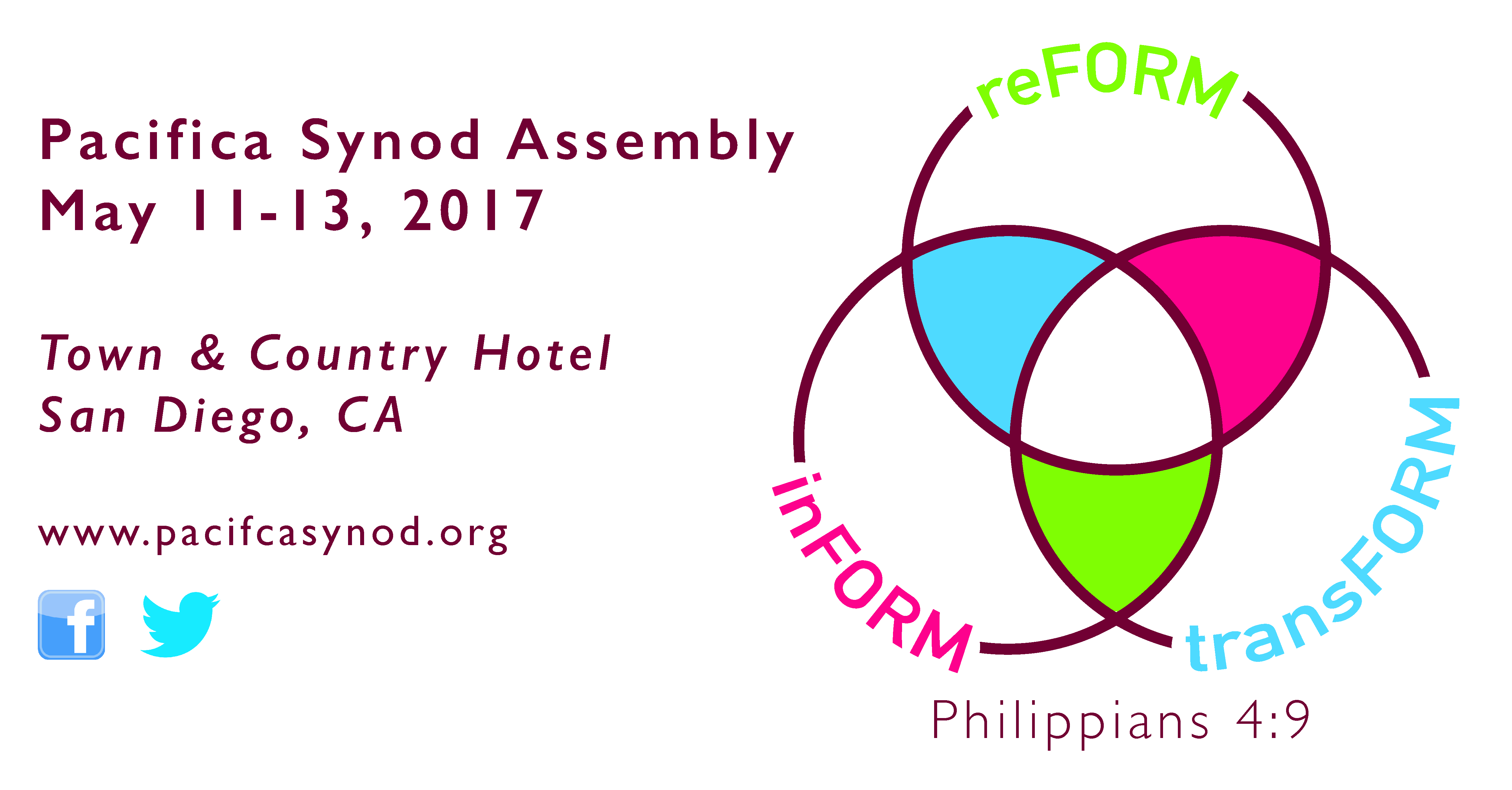 30th Annual Pacifica Synod Assembly