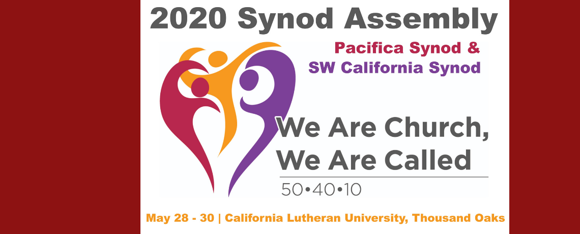 Important Announcement About Our 2020 Joint Synod Assembly